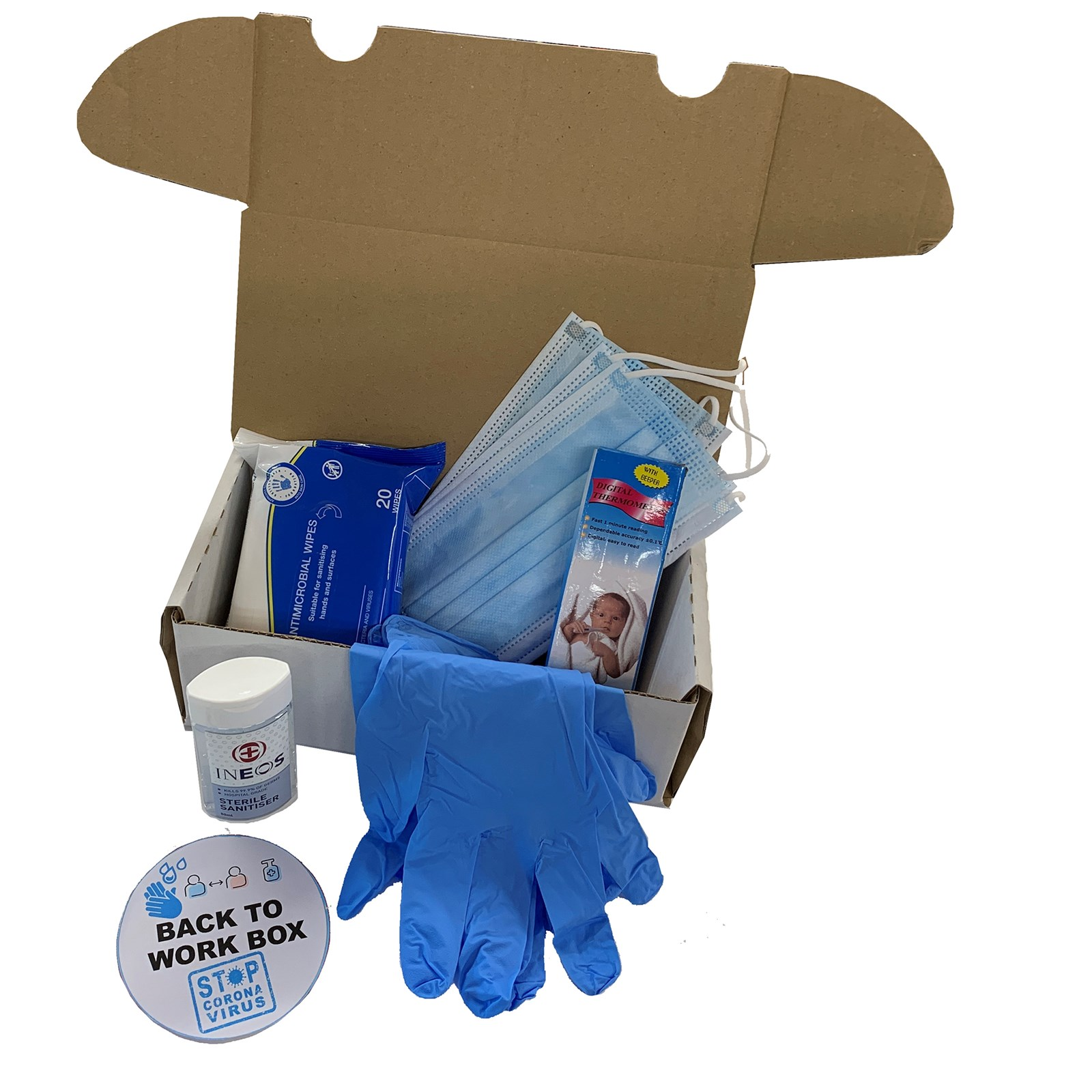 PPE Kit - Back to Work