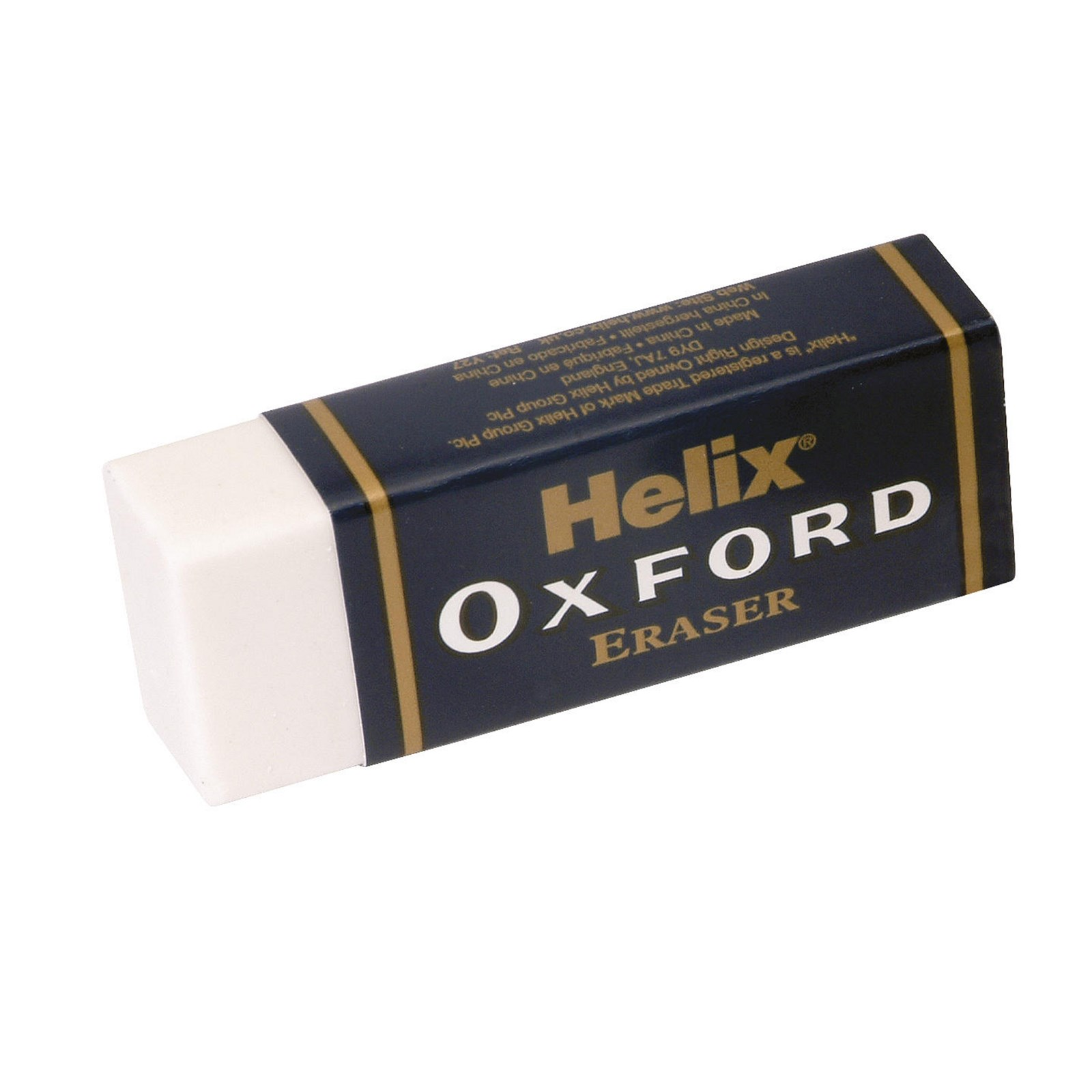 Oxford Large Sleeved Eraser - Pack of 20 BUY ONE GET ONE FREE