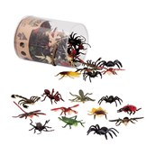 Terra by Battat Miniature Insects in a Tube - Pack of 60