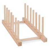 Wooden Threading Stand from Hope Education