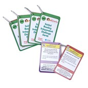 Mrs Mactivity Guided Reading Cards Year 4