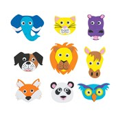 Animal Magnets - Set of 9