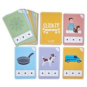 Click It Word Building Cards