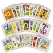 Alphabet Rhyme Time Cards