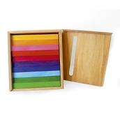 Rainbow Rods - Pack of 100