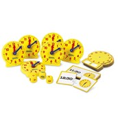 All About Time Activity Set