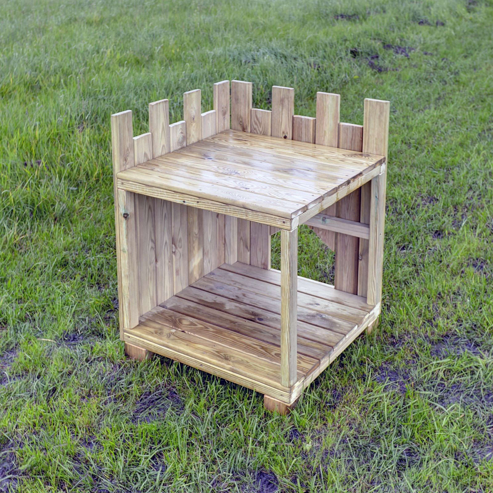 Wooden Castle from Hope Education