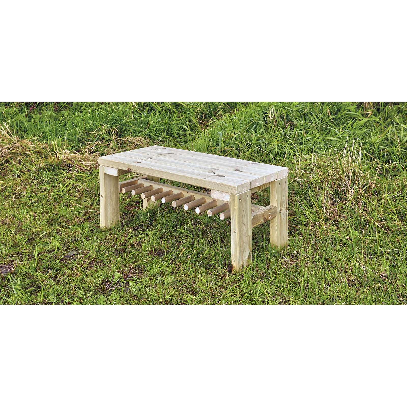 Welly Storage Bench from Hope Education