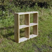 Outdoor Storage Cube - Small from Hope Education