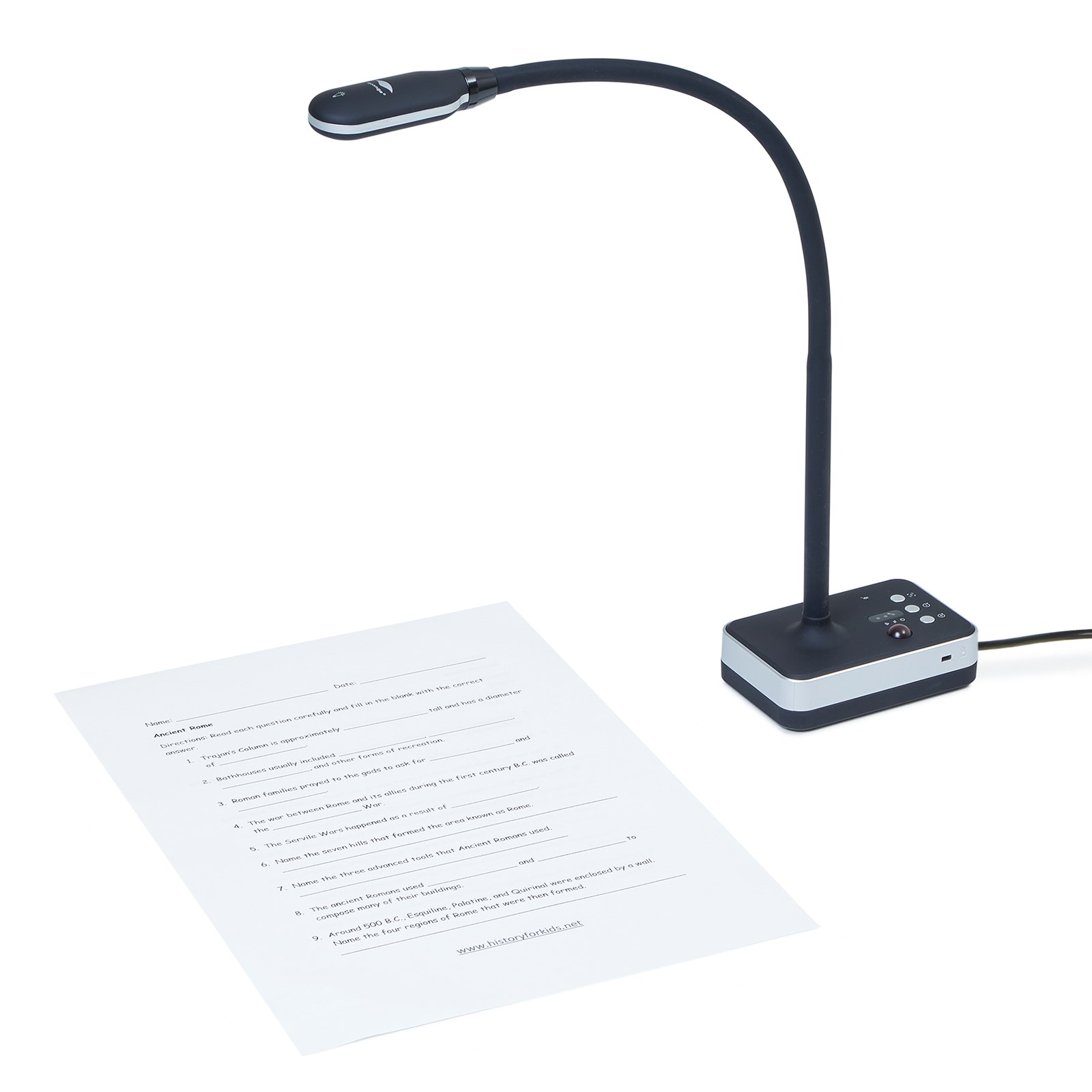 10MP A3 Wireless Visualiser from Hope Education