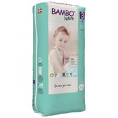 Bambo Nature Nappies Midi TB Size 3