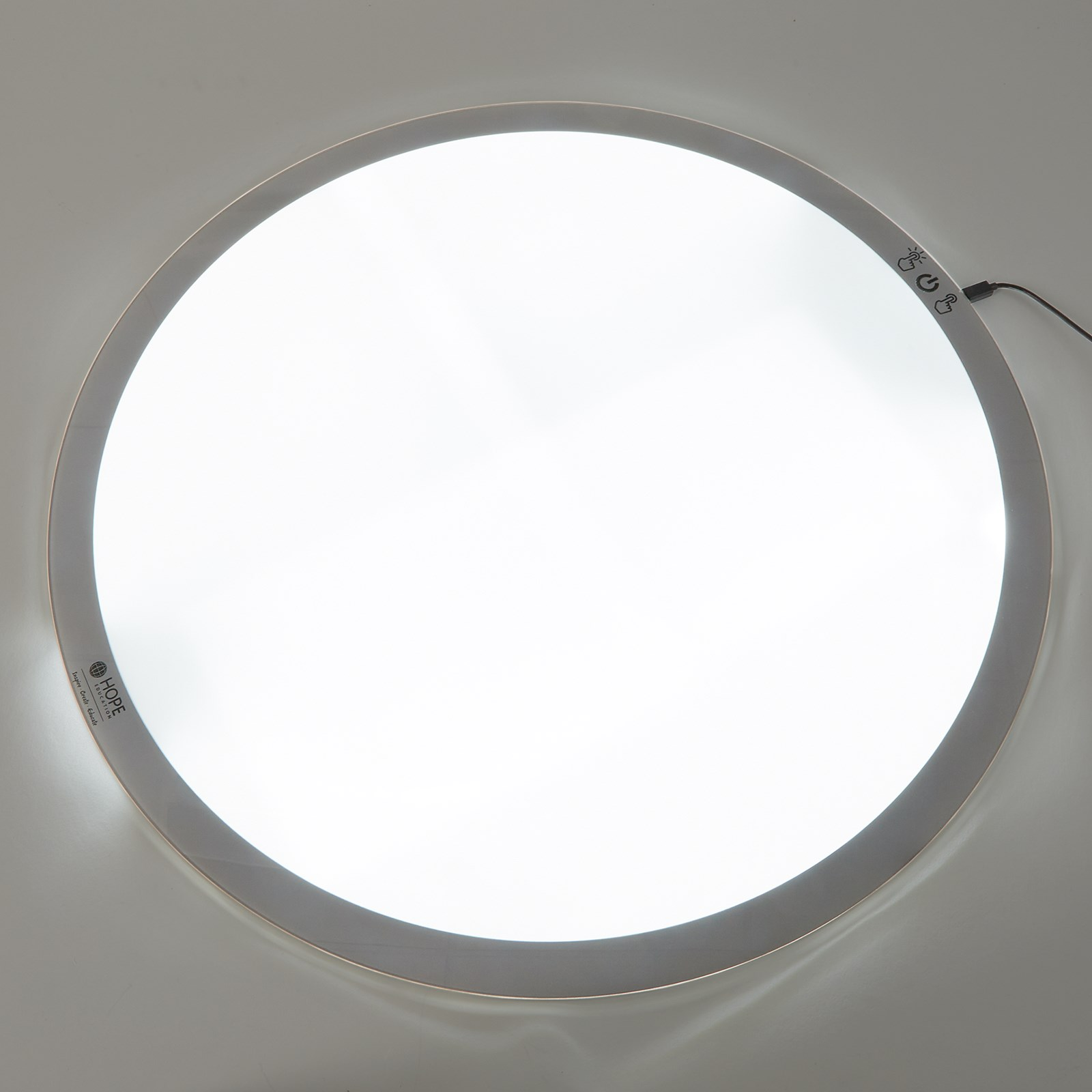 Round Light Pad from Hope Education