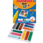 BIC Kids Visa Colour Felt Tips Fine P144