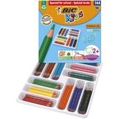 BIC Kids Evo Tri-Colouring Pencils P144