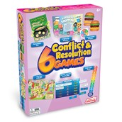 6 Conflict and Resolution Games