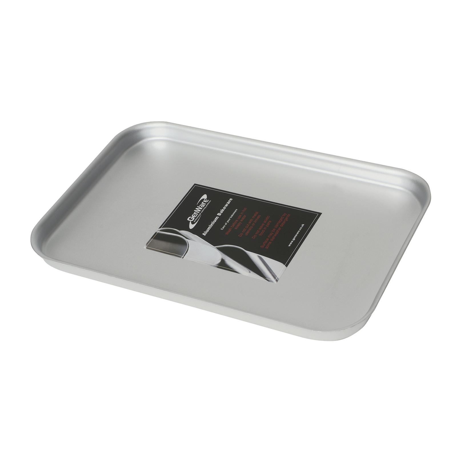 Aluminium Baking Sheet 42x30x2cm