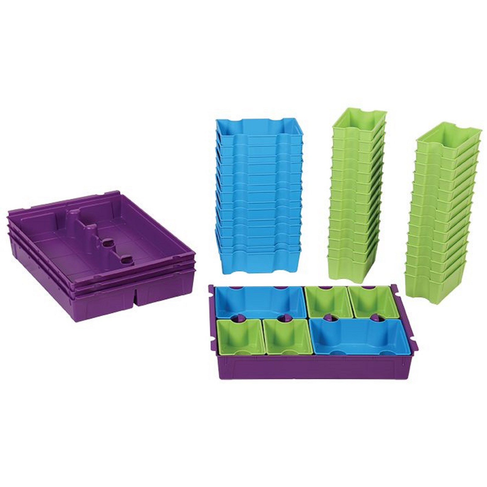 Gratnells SortEd Inserts