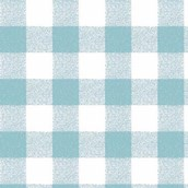Gingham Table Cloth - Rectangular - Duck Egg
