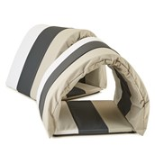 Striped Soft Baby Tunnel from Hope Education