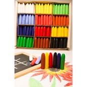 Chalk and Crayon Combo Pack of 288