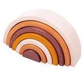 Bigjigs Toys Natural Stacking Arches