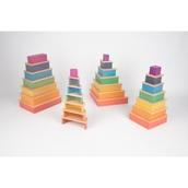 Rainbow Architect and Natural Architect Panel Set