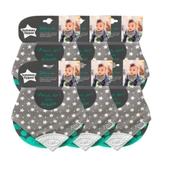 Tommee Tippee Teethe 'n' Chew Bandana Bib - Pack of 6
