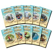 Island Adventure Series: Catch-up Reading Books - Pack of 10