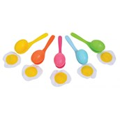 Shildkrot Soft Egg and Spoon Race Set