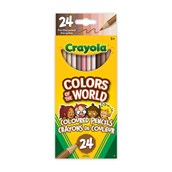 Crayola Colors of the World Coloured Pencils