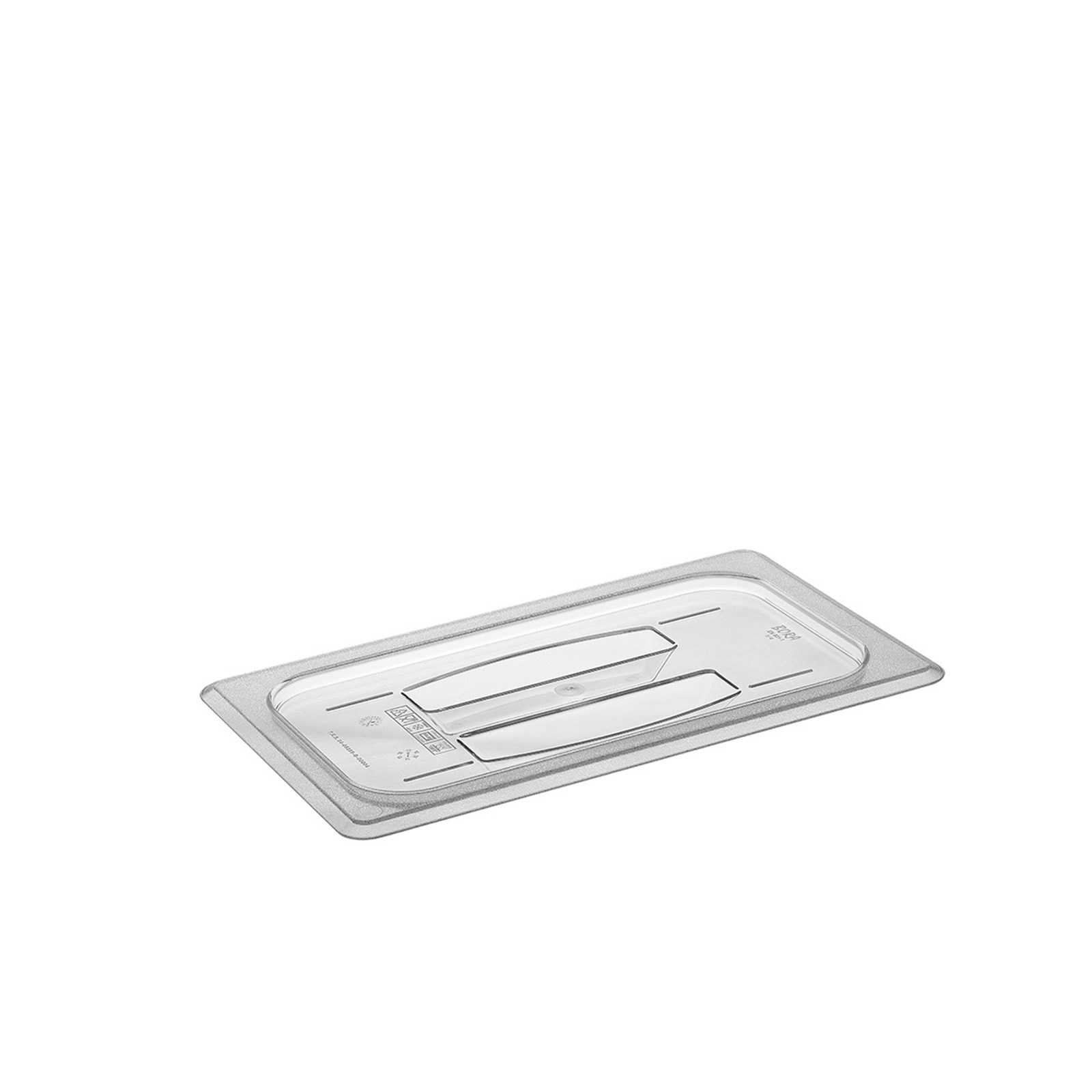 1-4 Gastronorm Clear Lid