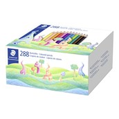 Staedtler Wood-free Colour Pencils Pack of 288