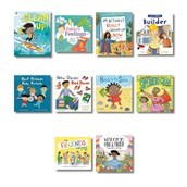 Diversity Picture Books for Early Years - Pack of 10