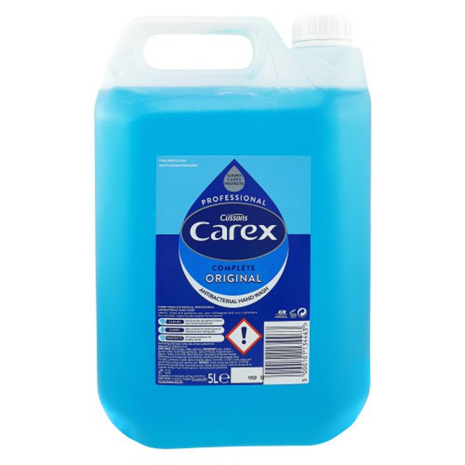 Carex Professional Hand Wash 2 x 5 litre