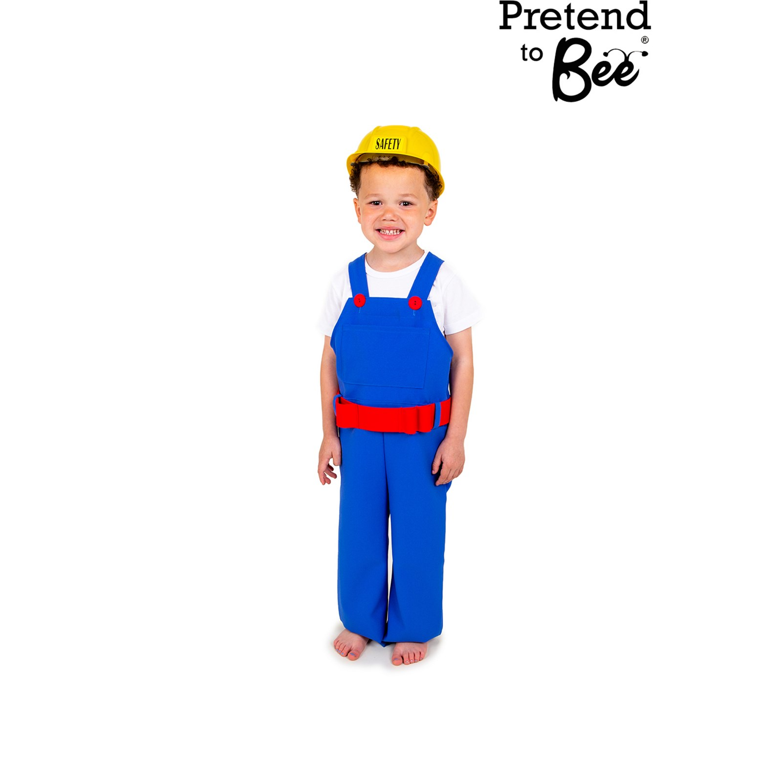 Builder's Dressing Up Set - 3-5 Years