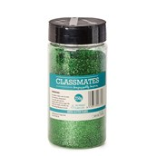 Classmates Glitter 250g - Green