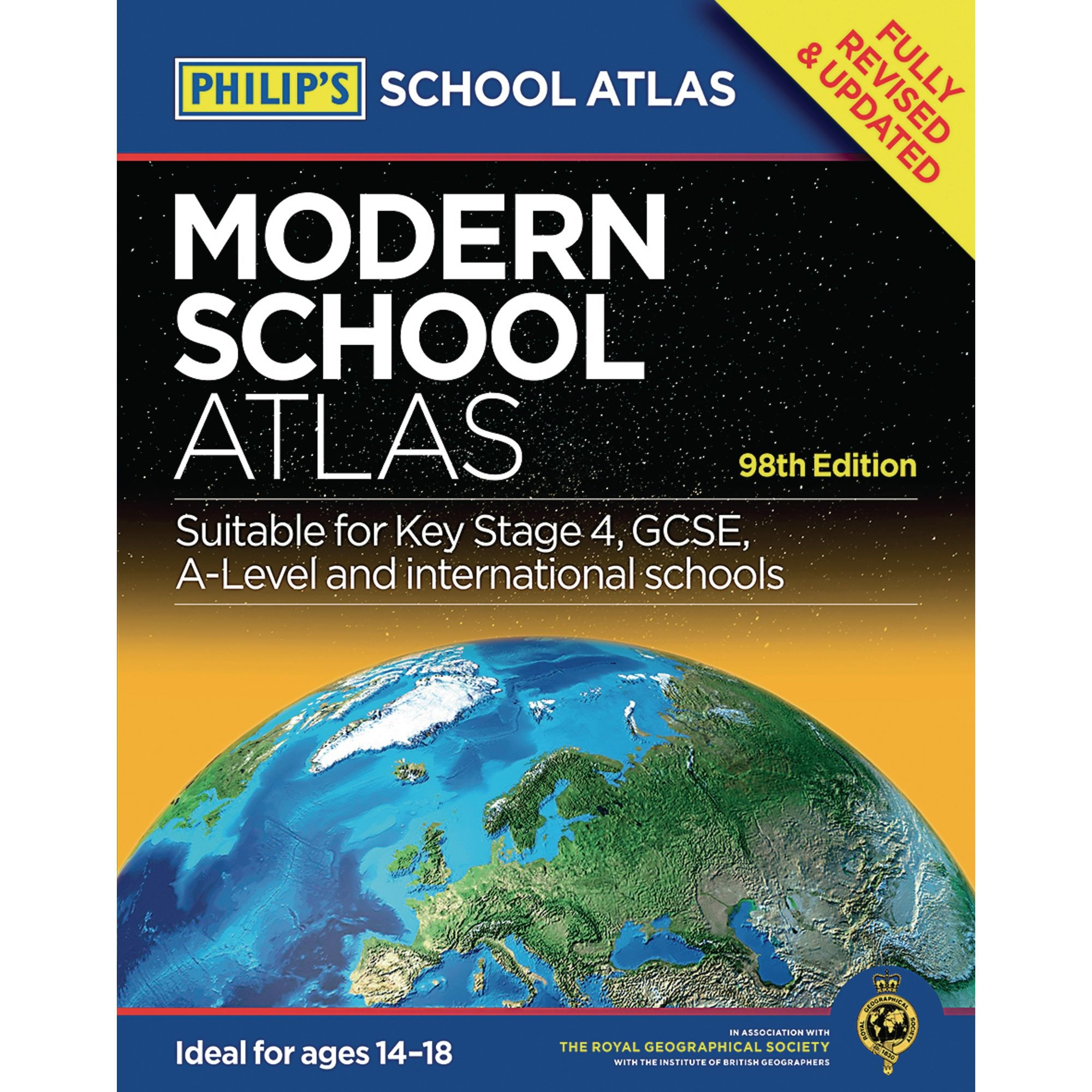 Philips Modern School Atlas P5