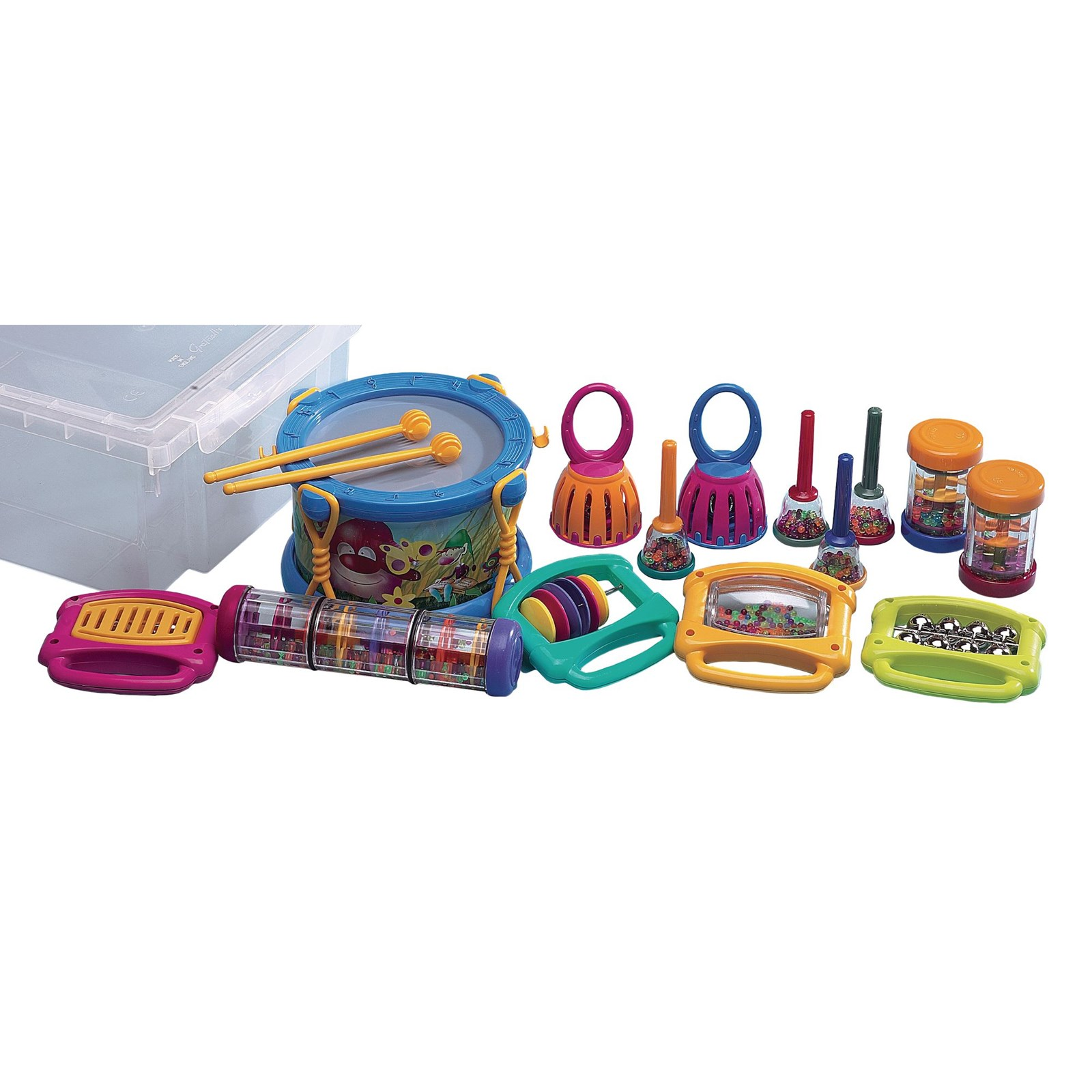 Nursery Percussion Starter Kit - Pack of 14