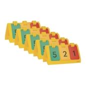 Pupil Number Flip - Hundreds, Tens & Units - Pack 5