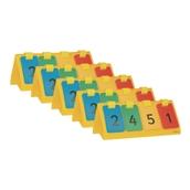 Pupil Number Flip - Thousands, Hundreds, Tens & Units - Pack 5
