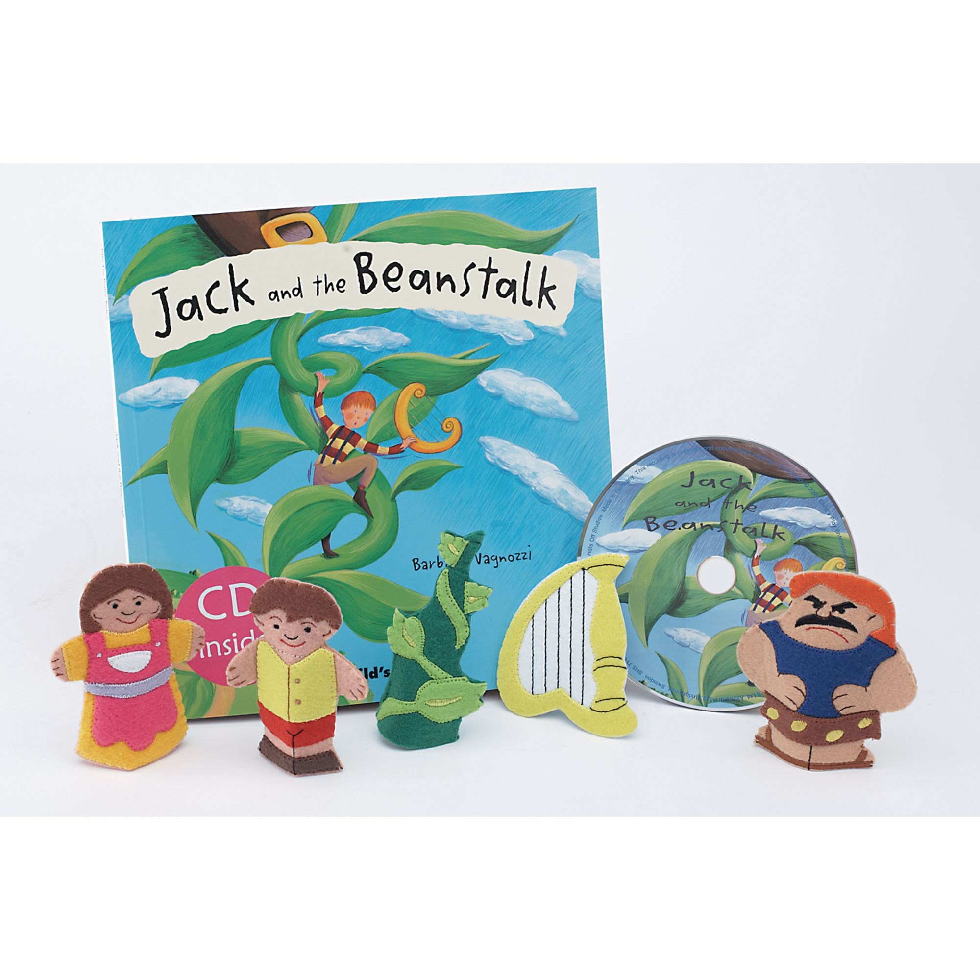 Jack And The Beanstalk Set