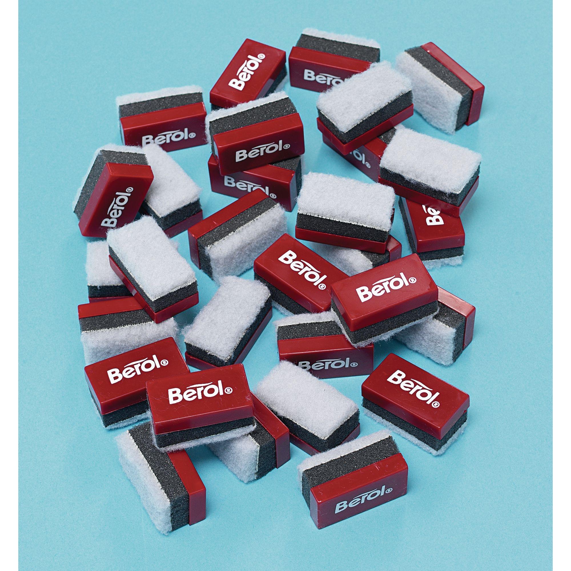 Berol Mini Eraser Pk30