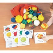Tactile Ball Pack