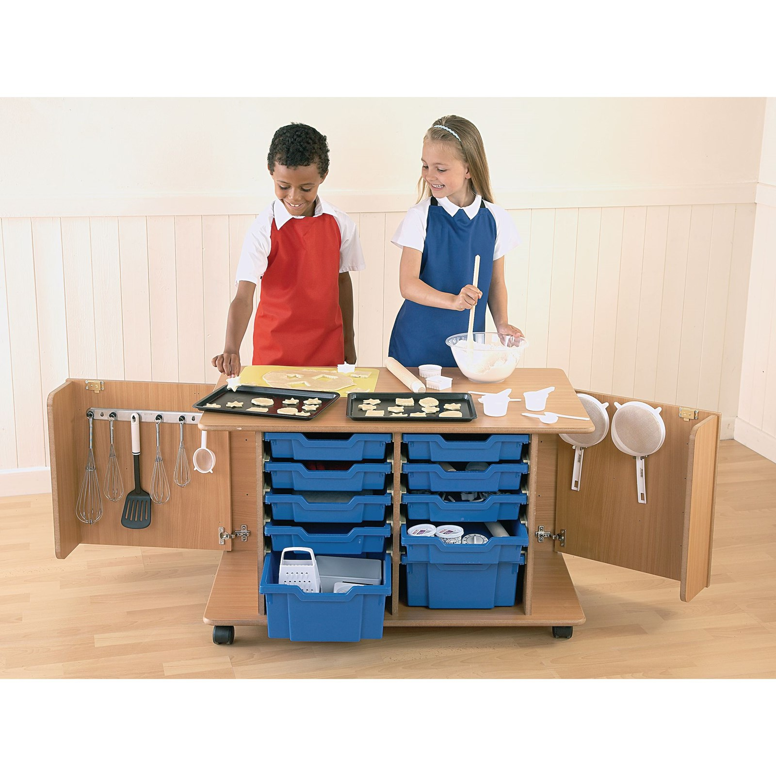 Infant Food Worktruck  - Without resources
