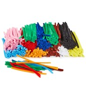 Classmates Craft Pipe Cleaners 150mm Pack of 1000