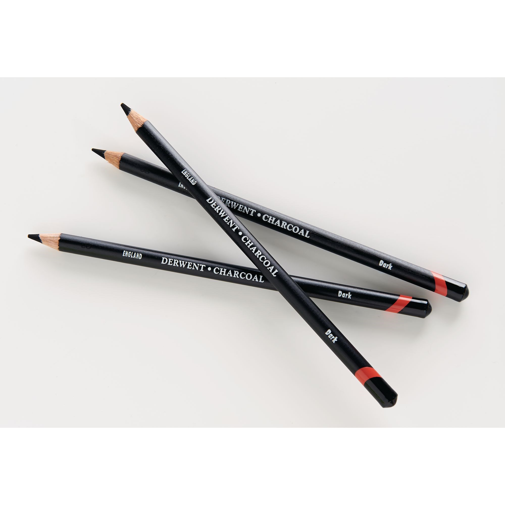 Derwent Charcoal Pencils Pk72