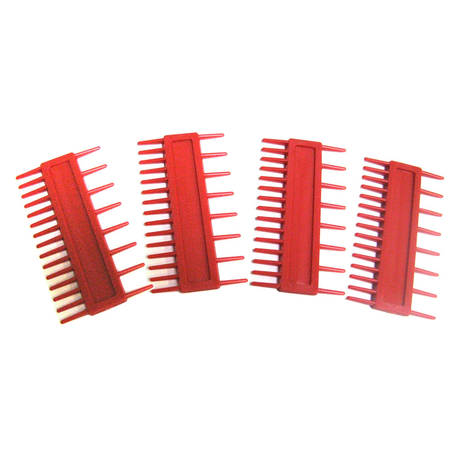 Marbling Combs Pack of 4