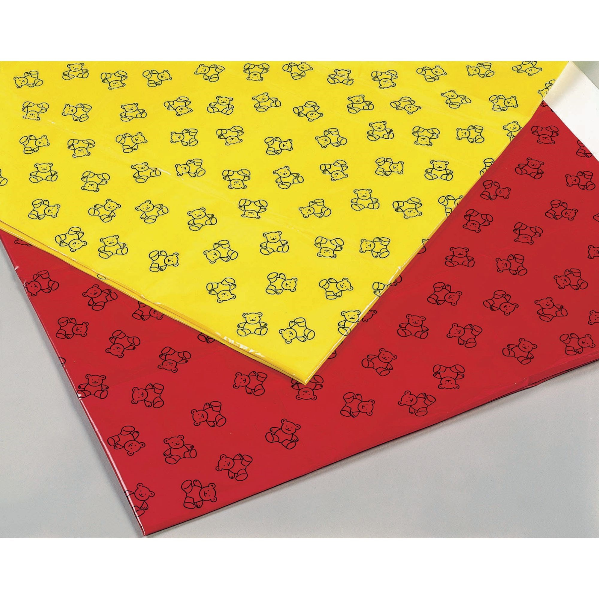 Teddy Splashmat - Red 1.47mSq