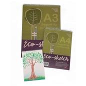 Eco-Sketch Pads - A5