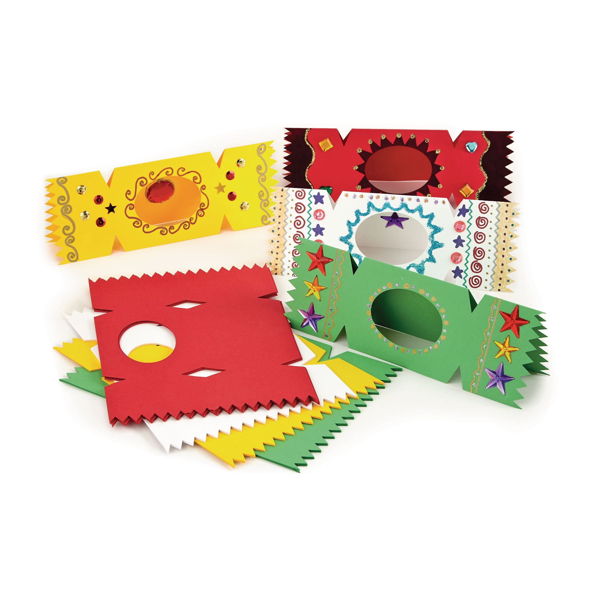 Christmas Cracker Cards
